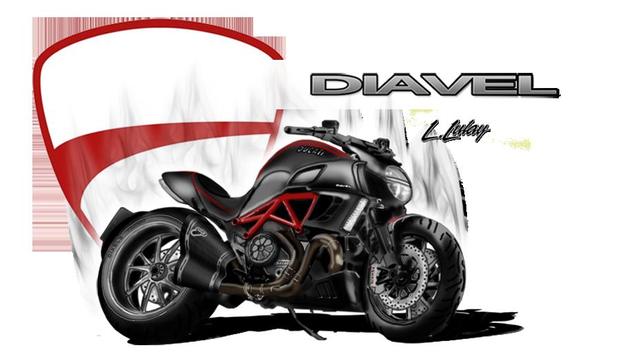 Latest Diavel Art Actual Cartoon Ducati Diavel Forum