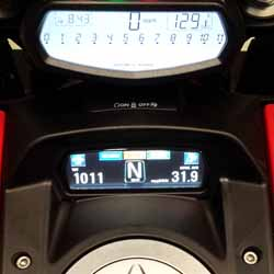 Project Diavel:  Sargent World Sport Performance Seat, controllers mounted - April 2015